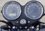 "LED Speedometer and Tachometer ""Blue"" Bulb Conversion Kit for the Triumph Bonneville and Thruxton"